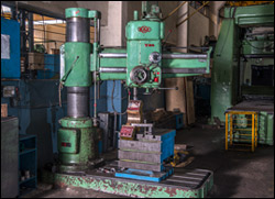 Radial Drilling Machine MAS VR4
